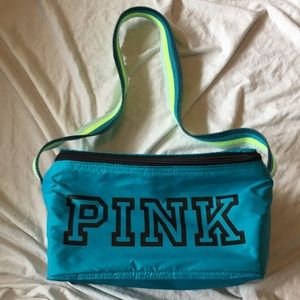 VS Pink Cooler Lunch Box